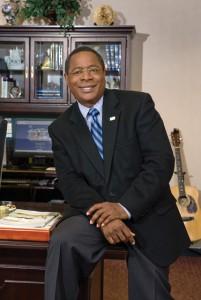 MTSU President - Dr. Sidney A. McPhee