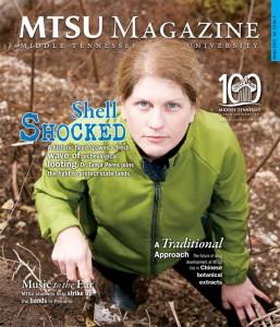 MTSU Magazine Winter 2012