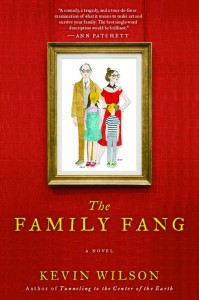 The Family Fang book cover