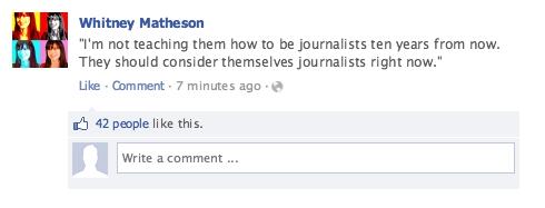 matheson facebook