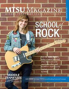 MTSU Magazine Summer 2016