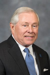 J.B. Baker, MTSU Board of Trustees member.