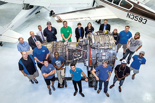 2016-10-03D Jet Engine Donation