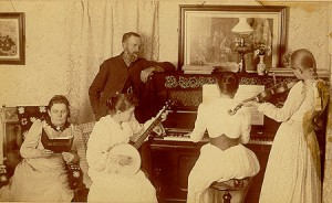 Parlor-Music-19th-century